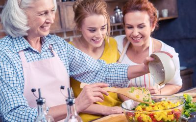 Tips para recetas nutritivas